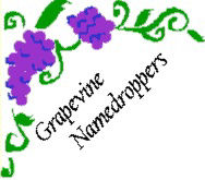 Name Droppers Logo