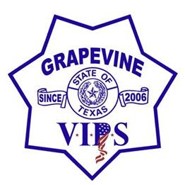 VIPS Star Patch