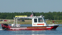 Fire Boat Mustang