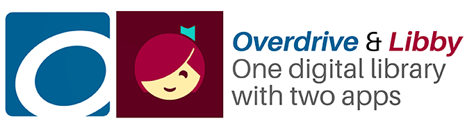 Overdrive and Libby icons